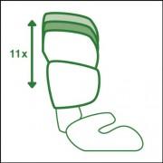 Cybex-Solution-X-fix-Silla-de-coche-Grupo-23-15-36-kg-3-12-aos-color-morado-0-3