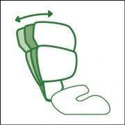 Cybex-Solution-X-fix-Silla-de-coche-Grupo-23-15-36-kg-3-12-aos-color-morado-0-4