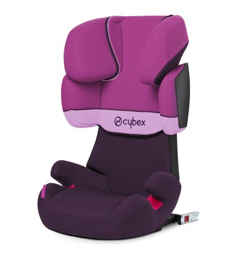 Cybex-Solution-X-fix-Silla-de-coche-Grupo-23-15-36-kg-3-12-aos-color-morado-0