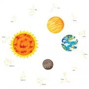Decowall-DM-1501-Las-calcomanas-Sistema-Solar-cscara-y-etiquetas-de-la-pared-del-cuarto-de-nios-del-palillo-pegatinas-0-3