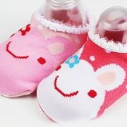 Happy-Cherry-Pack-de-10-pares-Calcetines-Zapatos-Antideslizantes-para-bebs-nios-nias-1-3-aos-14cm-0-0