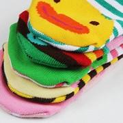 Happy-Cherry-Pack-de-10-pares-Calcetines-Zapatos-Antideslizantes-para-bebs-nios-nias-1-3-aos-14cm-0-2