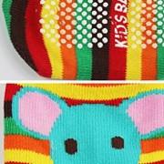 Happy-Cherry-Pack-de-10-pares-Calcetines-Zapatos-Antideslizantes-para-bebs-nios-nias-1-3-aos-14cm-0-4