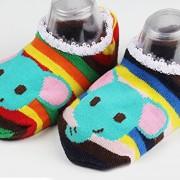 Happy-Cherry-Pack-de-10-pares-Calcetines-Zapatos-Antideslizantes-para-bebs-nios-nias-1-3-aos-14cm-0-6