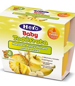 Hero-Baby-Todofruta-Manzana-Pia-Platano-con-cereales-400-gr-Pack-de-6-Total-2400-gr-0