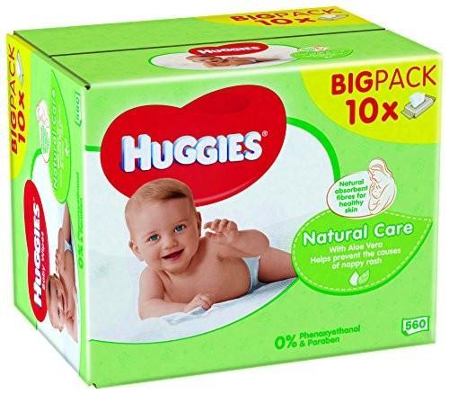 Huggies-Natural-Care-Toallitas-beb-560-uds-0