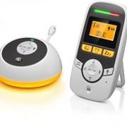 Motorola-MBP161-Vigilabebs-audio-con-pantalla-de-15-y-temporizador-cuidado-del-beb-color-blanco-0-1