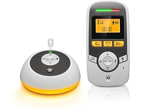 Motorola-MBP161-Vigilabebs-audio-con-pantalla-de-15-y-temporizador-cuidado-del-beb-color-blanco-0