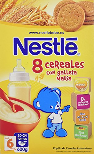 Nestl b b de c r ales pour b b s cookie 6 mois - Cereales bebe 5 meses ...