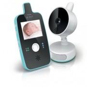 Philips-Avent-SCD60300-Vigilabebs-con-cmara-alcance-de-150-m-Pantalla-LCD-de-24-pulgadas-con-visin-diurna-y-nocturna-activacin-de-pantalla-automtica-0