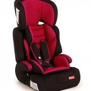 Piku-NI206300-Silla-de-coche-grupos-123-9-36-kg-1-12-aos-color-rojo-0