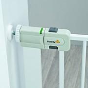 Safety-1st-Easy-Close-Barrera-de-puerta-de-metal-color-blanco-0-3