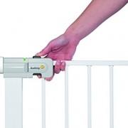 Safety-1st-Easy-Close-Barrera-de-puerta-de-metal-color-blanco-0-4