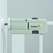Safety-1st-Easy-Close-Barrera-de-puerta-de-metal-color-blanco-0-5