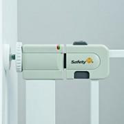 Safety-1st-Easy-Close-Barrera-de-puerta-de-metal-color-blanco-0-6
