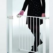 Safety-1st-Easy-Close-Barrera-de-puerta-de-metal-color-blanco-0-8