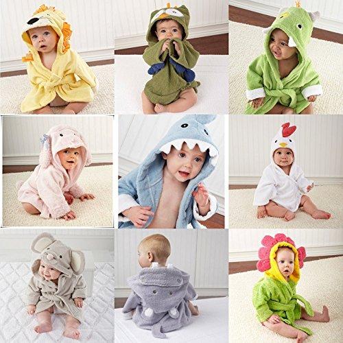 linda mayor selección de estilo clásico Variedad de Albornoz para Bebé