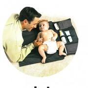 URAQT-Cambiador-Bebe-Portatil-para-Cambiar-de-Paales-o-Ropa-al-Beb-Para-Llevar-las-Cositas-del-Beb-en-Todo-Momento-0