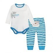 Vine-bebes-ropa-para-bebs-nacido-Romper-ropa-mueca-largos-ropa-de-nio-de-la-manga-Bodypantalones-perro-0