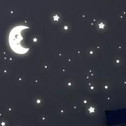 Wandkings-Adhesivos-de-pared-luminosos-fluorescentes-y-brillantes-en-la-oscuridad-Sol-luna-y-estrellas-Juego-XL-114-adhesivos-en-2-hojas-A4-0-0