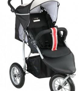 knorr-baby-883888-Silla-de-paseo-deportiva-cubierta-desmontable-cesta-color-negro-0