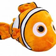 Buscando-a-Dory-Peluche-Dulces-sueos-Nemo-naranja-Bandai-36548-0