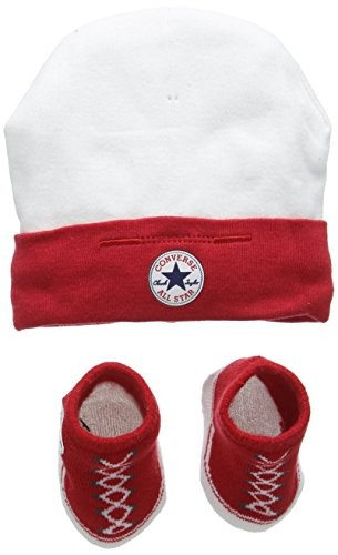 51eabcd7a1492 ... bébé Converse rouge. Converse-Hat-and-Bootie-Conjunto-de-Ropa-para-