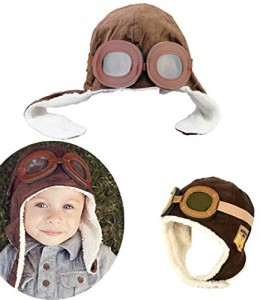 Nuevo-beb-del-invierno-con-orejeras-Piloto-Aviador-Cap-Brown-0