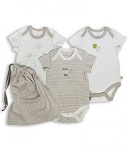 The-Essential-One-Paquete-de-3-Body-Bodies-para-beb-unisex-ESS98-0