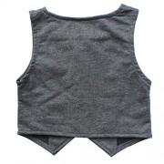 iEFiEL-Conjunto-de-Tres-Piezas-1pc-Camisa-de-Manga-Larga-1pc-Chaleco-1pc-Pantalones-Trajes-Casuales-de-Bautizo-para-Beb-Nio-0-2